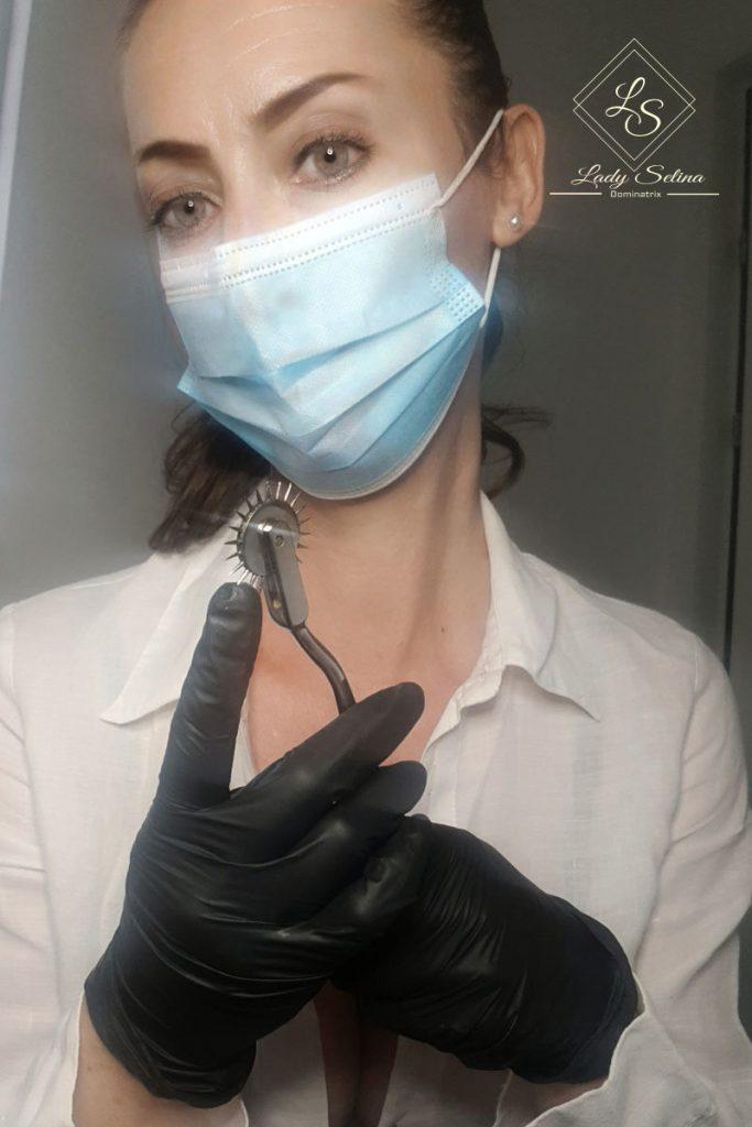 Lady Selina Domina Wien Klinikerin Klinikum