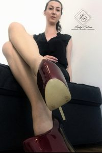 Lady Selina Domina High Heels Sohle