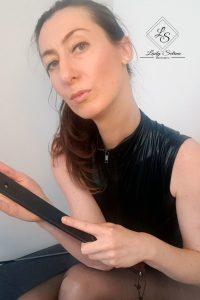 Lady Selina Gesicht