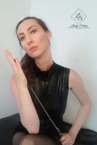 Lady Selina Reitgerte