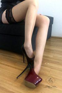 Lady Selina Domina High heels Plateau